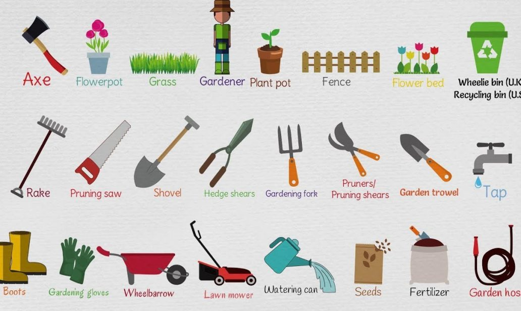 How To Store Garden Tools Outside